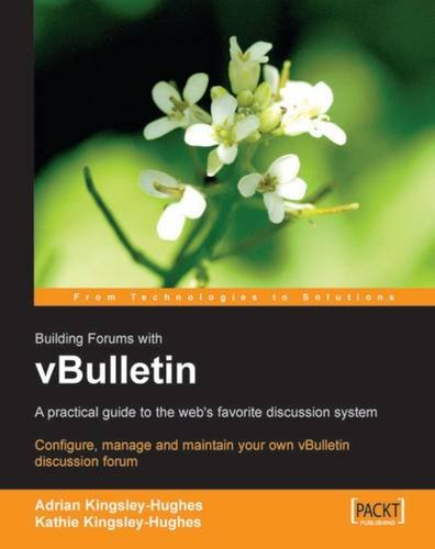 vBulletin: A Users Guide (Inglese)